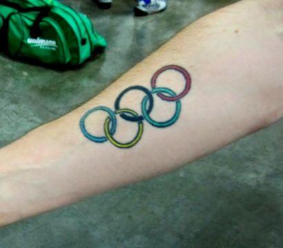 Спортивные татуировки как способ самовыражения